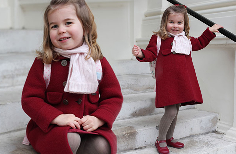 Back To School Style Inspired By Princess Charlotte