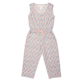 Liberty Floral Long Jumpsuit