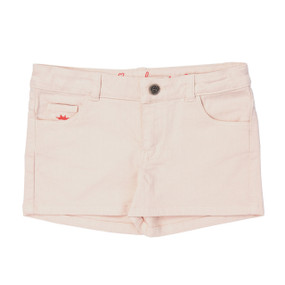 Heart Pocket Short - Pink