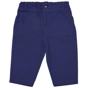 Mini Chino Pant - Navy