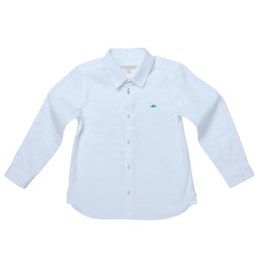 Smart Oxford Shirt - Blue