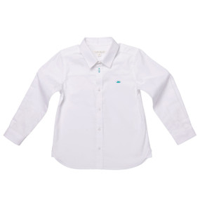 Smart Oxford Shirt - White