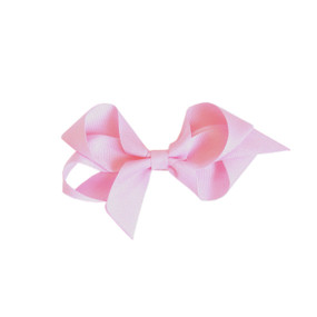 Medium Heritage Bow - Light Pink