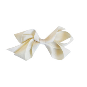 Medium Heritage Bow - Neutral