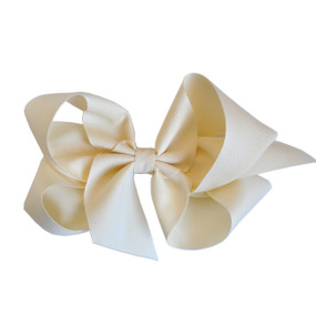 Large Heritage Bow - Neutral