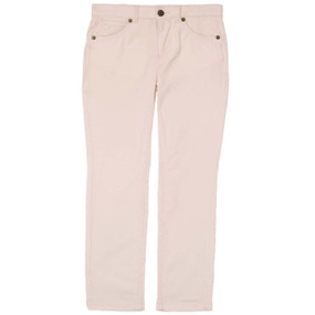 SOFT CORD TROUSER - PALE PINK