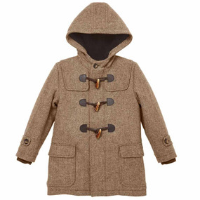 Duffle Coat - Brown