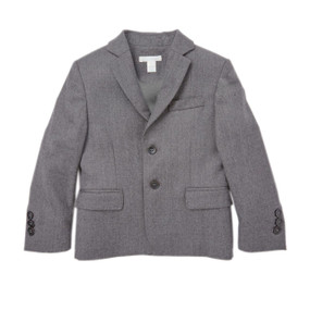 Formal Suit Jacket - Grey