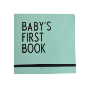 Baby's First Book - Teal