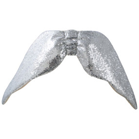 Angel Wing - Matte Silver