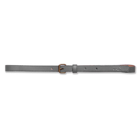 SKINNY BELT - LIGHT GREY