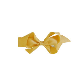 Medium Heritage Bow - Yellow