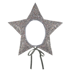 Sparkly Star Headdress - Silver