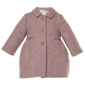 BLAIR - WOOL COAT - PINK