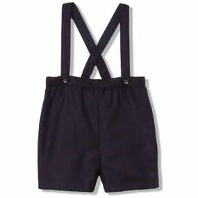 SUSPENDER WOOL SHORT