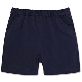 MINI NAVY RESORT SHORT