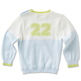 MINI 22 SWEATER