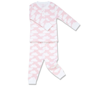 CLOUD PRINT PJ SET - BABY