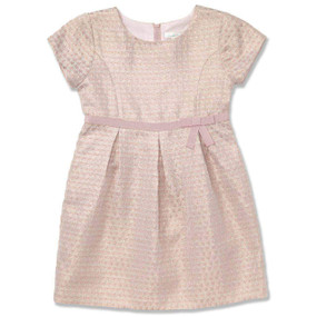 JACQUARD STAR DRESS