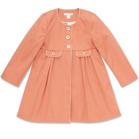 CORAL EMPIRE LINE COAT
