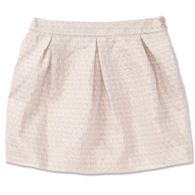 JACQUARD STAR SKIRT