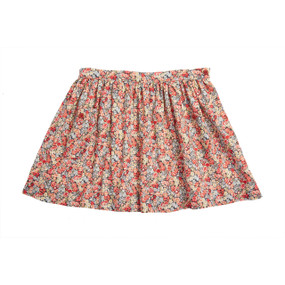 LIBERTY PRINTED SKIRT