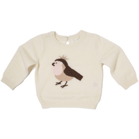 ROBIN CASHMERE BABY SWEATER