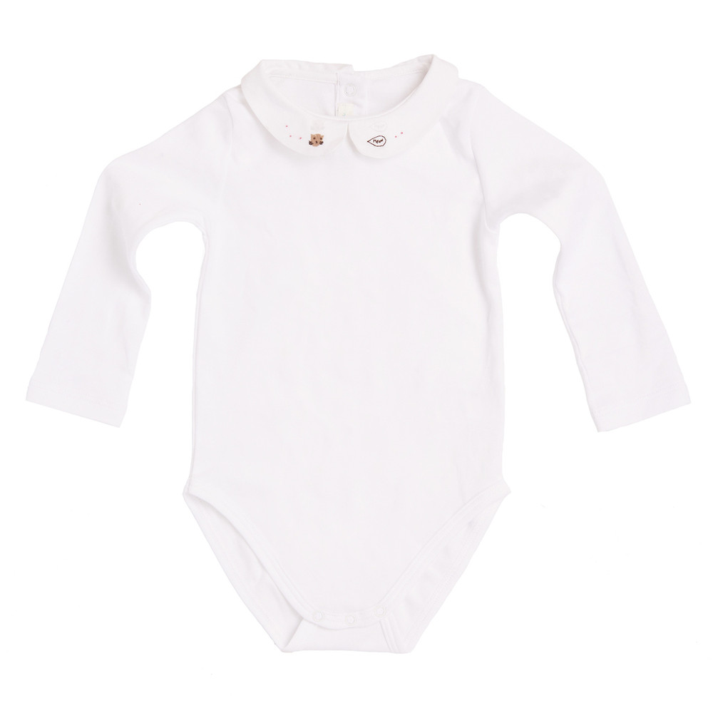 Baby White Dress Shirt Onesie Rockwall Auction