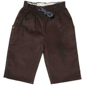 CORD BABY PANT