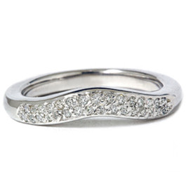 1/5ct Diamond Wedding Anniversary Enhancer Stacker Ring (G/H, I2)