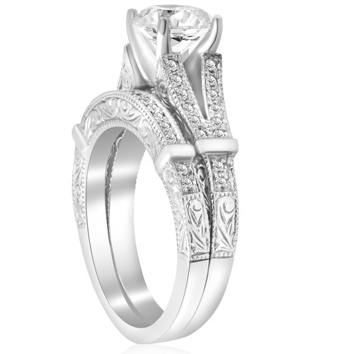 httpsd3d71ba2asa5ozcloudfrontnet53000589imagesvintage - Vintage Wedding Rings Sets