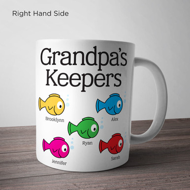 Grandpa's Keepers