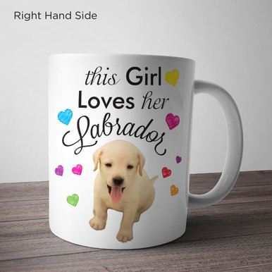 Labrador Puppy Mug