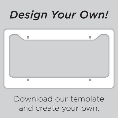 License Plate Frame - Maximage Printers