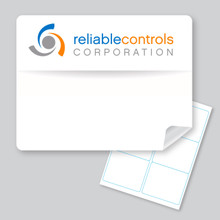 Mailing Labels - 4 X 3.33 6 up on an 8.5x11 sheet