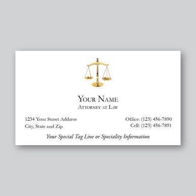Scales of justice business card maximage printers scales of justice attorney at law business card colourmoves