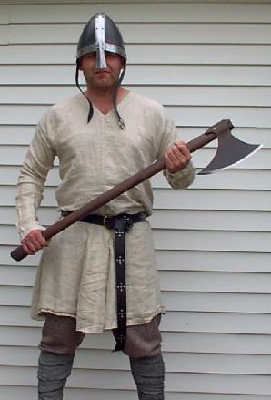 Historical Viking Clothing