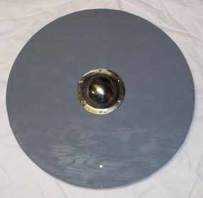 Basic Viking Shield Front