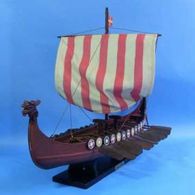 """Drakkar Viking Ship Model 24"""""""