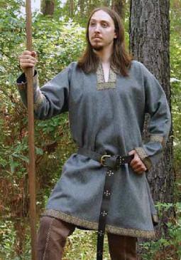 Wool Viking Tunics
