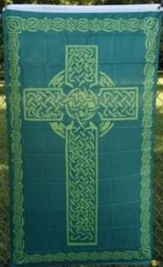Celtic Cross Flag