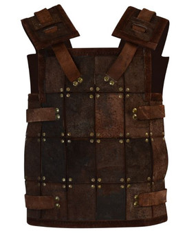 Fighters Leather Armour Front