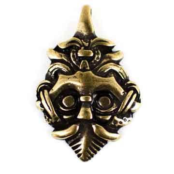 Gnezdovo Hoard Amulet Bronze