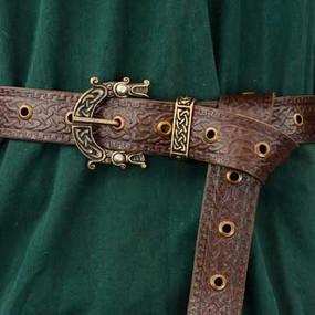 Viking Serpent Belt Worn