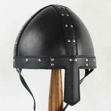 Leather Spangenhelm
