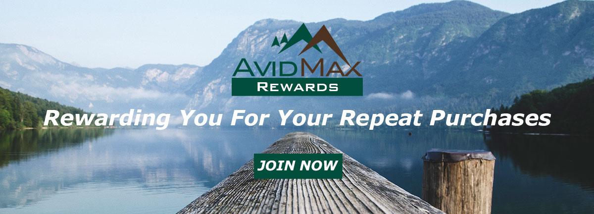 AvidMax Rewards