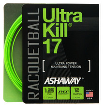 Ashaway Ultra Kill 17 1.25mm Racquetball Set
