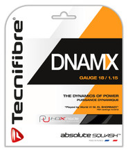 Tecnifibre DNAMX 18 1.15mm Squash Set