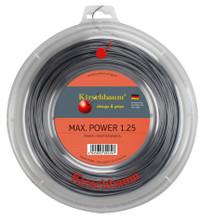 Kirschbaum Max Power 17 1.25mm 200M Reel