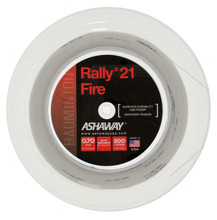 Ashaway Rally 21 Fire 0.70mm Badminton 200M Reel